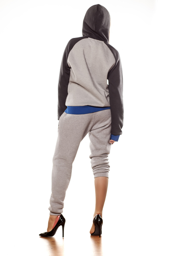 sexy in sweatpants shutterstock_251730925