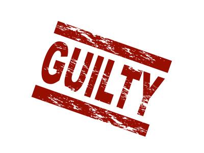 Guilty / vektor