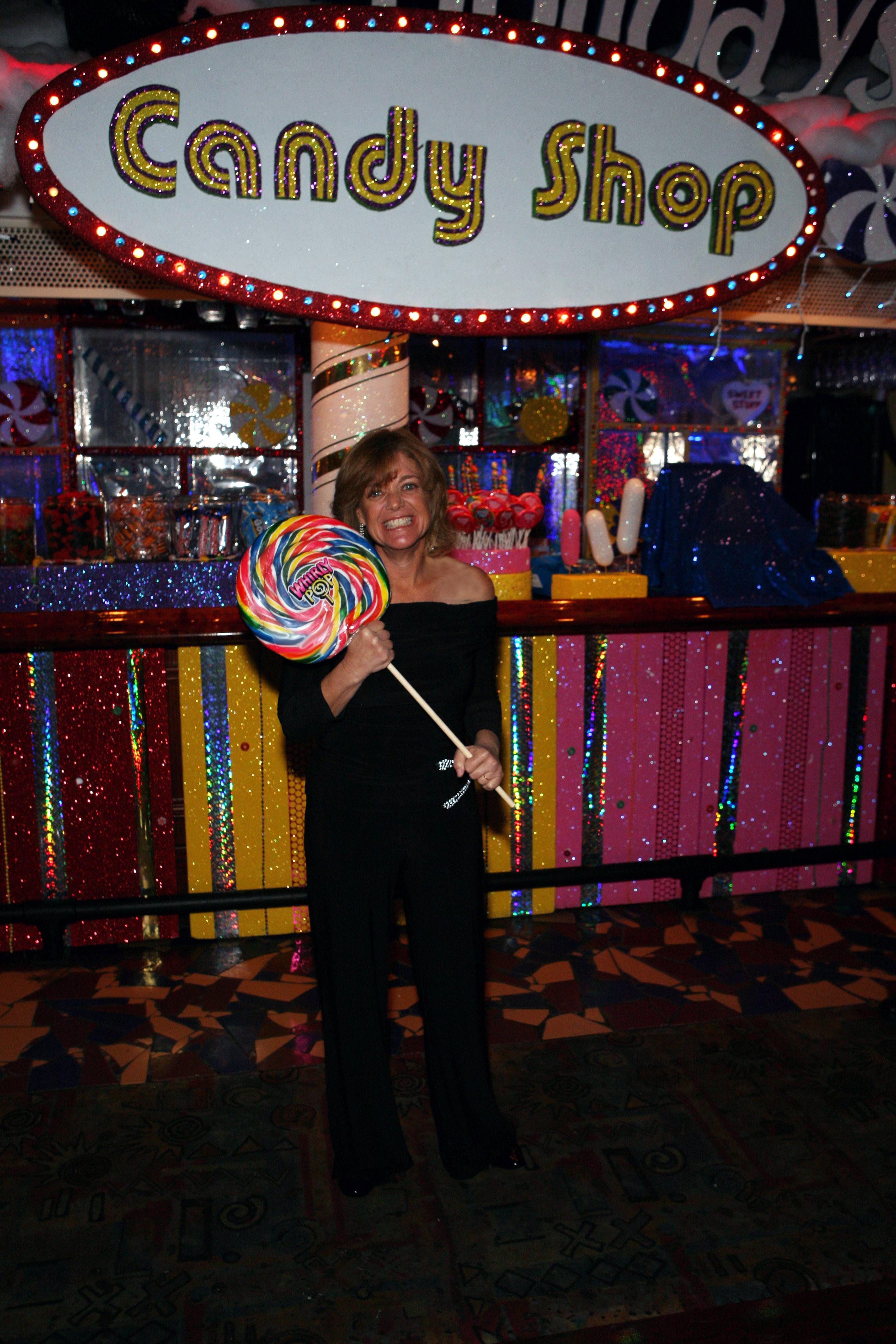 Karen and the Lollipop