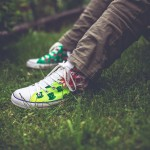garden-sitting-grass-shoes