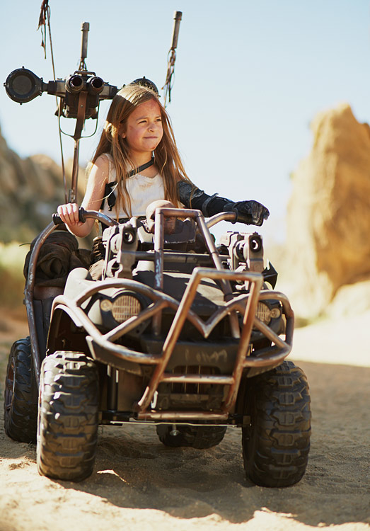 Mad Max Girl